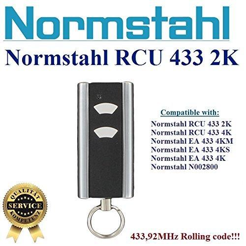 NORMSTAHL RCU433 2K handsender 2-kanal