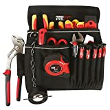 Forge Steel Electricians Tool Pouch