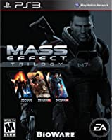 Mass Effect Trilogy - PS3 [Digital Code] by Electronic Arts