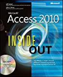 img - for Microsoft Access 2010 Inside Out [With CDROM]   [MS ACCESS 2010 INSIDE OUT W/CD] [Paperback] book / textbook / text book