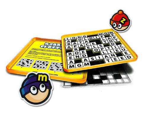 Crossword Magnetic Game