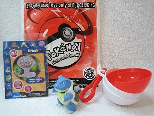 burger-king-1999-pokemon-pokeballs-blastoise-toy-with-arbok-trading-card-by-burger-king