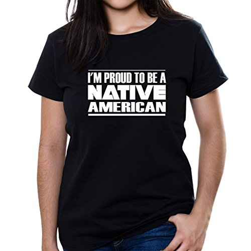 tag-express-im-proud-to-be-a-native-american-womens-short-sleeve-t-shirt