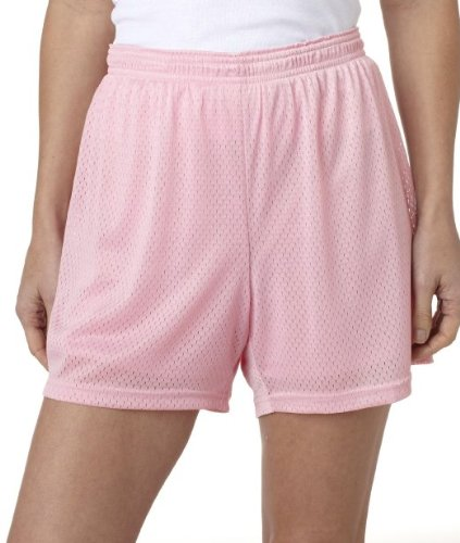 Champion CA33 Womens Active Mesh Shorts, Scarlet - 2X (Champion 2x Workout Pants compare prices)