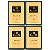 Aster Luxury Charcoal Bathing Bar 125g - Pack Of 4