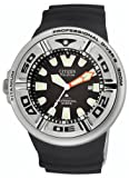Citizen Mens BJ8040-01E Eco-Drive 300 Meter Professional Diver Watch