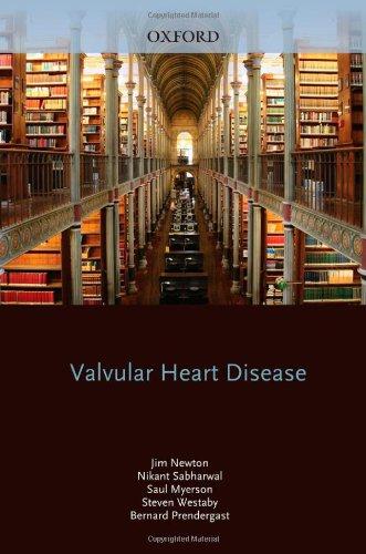 Valvular Heart Disease (Oxford Specialist Handbooks in Cardiology)