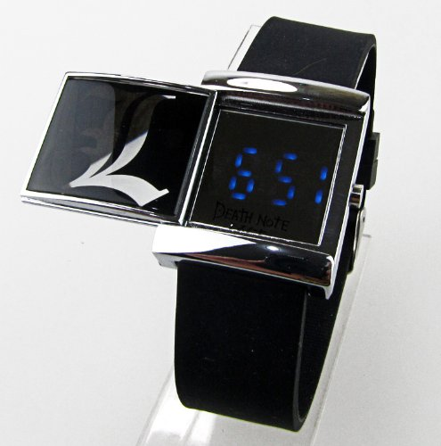 cosplay-death-note-blue-light-led-watch-black