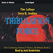 Tribulation Force: Left Behind Series, Book 2 | Tim LaHaye, Jerry Jenkins