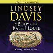 A Body in the Bath House | [Lindsey Davis]