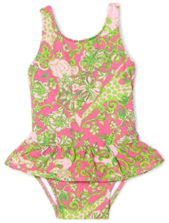 Amazon Lilly Pulitzer Baby Girls Ruth Printed