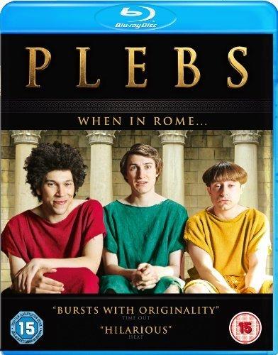 Plebs (2013) [ Origen UK, Ningun Idioma Espanol ] (Blu-Ray)