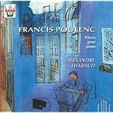 Poulenc : Pièces pour piano