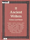 img - for Ancient Writers. Greece and Rome. Volume II: Lucretius to Ammianus Marcellinus book / textbook / text book