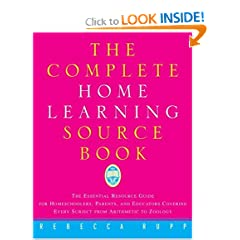 The Complete Home Learning Source Book