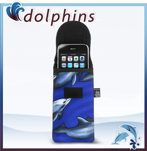 Broad Bay Dolphin Phone Case Glasses Holder Dolphins Fits Apple Iphone Touch Samsung Lg Nokia And More