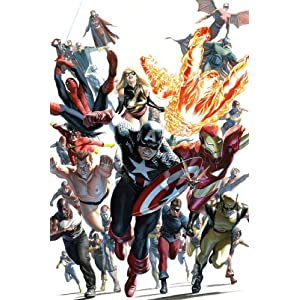 Avengers/Invaders TP
