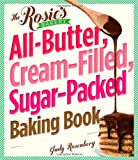 The Rosie's Bakery no apologies butter, cream & sugar baking book
