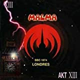 BBC 1974 Londres by Magma