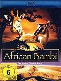 Blu-Ray Cover von AFRICAN BAMBI - Die wahre