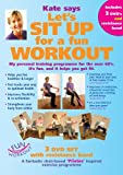 echange, troc Kate Says Let's Sit Up For A Fun Workout [Import anglais]