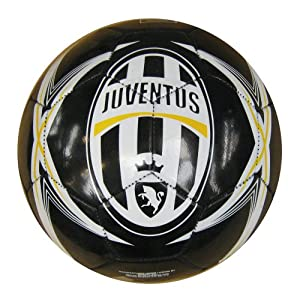 Amazon.com : Juventus Graphic Soccer Ball (size 5) : Sports & Outdoors