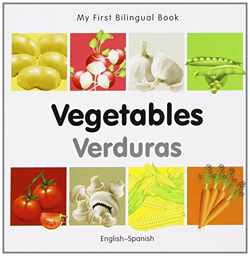 My First Bilingual Book - Vegetables