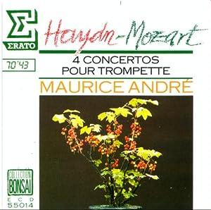 J. Haydn, L. Mozart, and W. A. Mozart: Trumpet Concertos