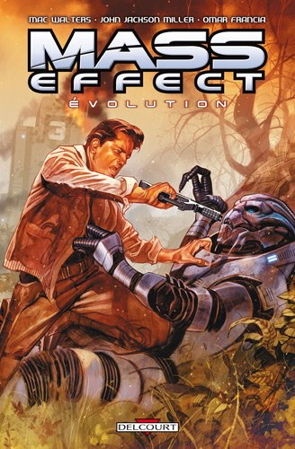 Mass effect : Evolution [BD] [MULTI]