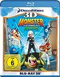 Monster und Aliens [3D Blu-ray]