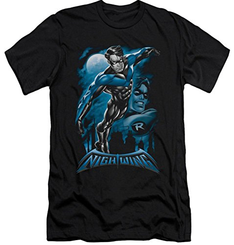 Batman Nightwing: All Grown Up Slim Fit T-Shirt