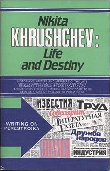 nikita khrushchev essay Course hero has thousands of nikita khrushchev study resources to help you find nikita khrushchev course notes, answered questions, and nikita khrushchev tutors 24/7.