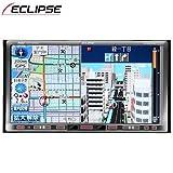 ECLIPSE(イクリプス) HDDナビゲーション内蔵 HDD/DVD/地上デジタルTV 7.0AVシステム AVN669HD