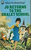 Jo Returns to the Chalet School (Armada) (0006903452) by Brent-Dyer, Elinor M.
