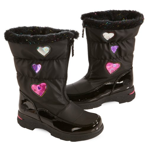 Totes Girl's Heartful Winter Boots - 2