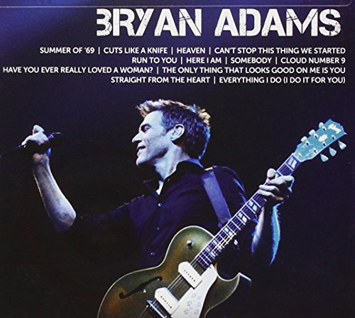 Bryan Adams - Icon - Zortam Music
