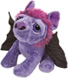Suki Gifts Mystical Li'L Peepers Boris Bat Soft Boa Plush Toy (Medium, Purple/ Indigo)