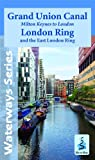 Heron Maps Grand Union Canal - Kings Langley to London, with the London & East London Rings