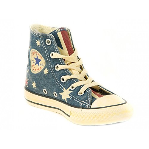 Converse - Converse All Star CT scarpe sneakers alte hi bandiera america junior - 29