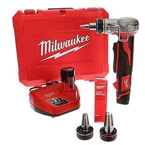 Milwaukee 2432-22 M12 12-Volt Propex Expansion Tool Kit
