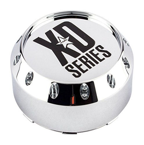 Wheel Pros 464K131-2 Center Cap (Xd Chrome Center Caps compare prices)