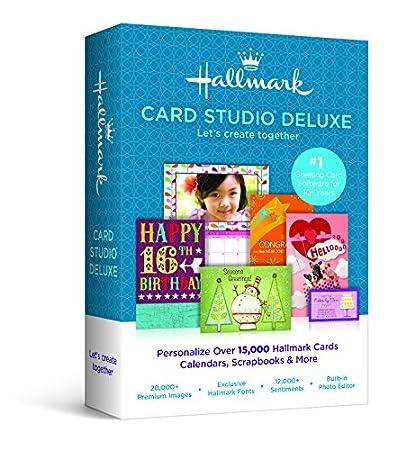 Hallmark Card Studio 2015 Deluxe