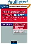 Adjoint administratif territorial - C...