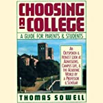 Choosing a College: A Guide for Parents and Students | Thomas Sowell