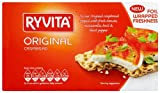 Ryvita Original Crispbread 250 g (Pack of 16)