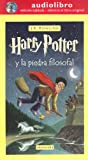 Harry Potter Y La Piedra Filosofal 8 CD-Set