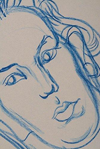 [해외]자화상 그리기/Self-portrait Drawing