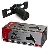 Opteka HD² Slide Copier for Panasonic Lumix Digital DMC-FZ28 DMC-FZ35 DMC-FZ38 DMC-FZ18 Includes Tube Adapter & Bonus 10X Macro Close Up Lens