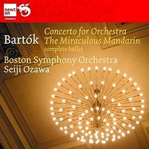 Concerto pour orchestre - Le Mandarin merveilleux