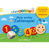 Lernraupe: Mein erstes Zahlenspiel (Kindergarten-Lernraupe)